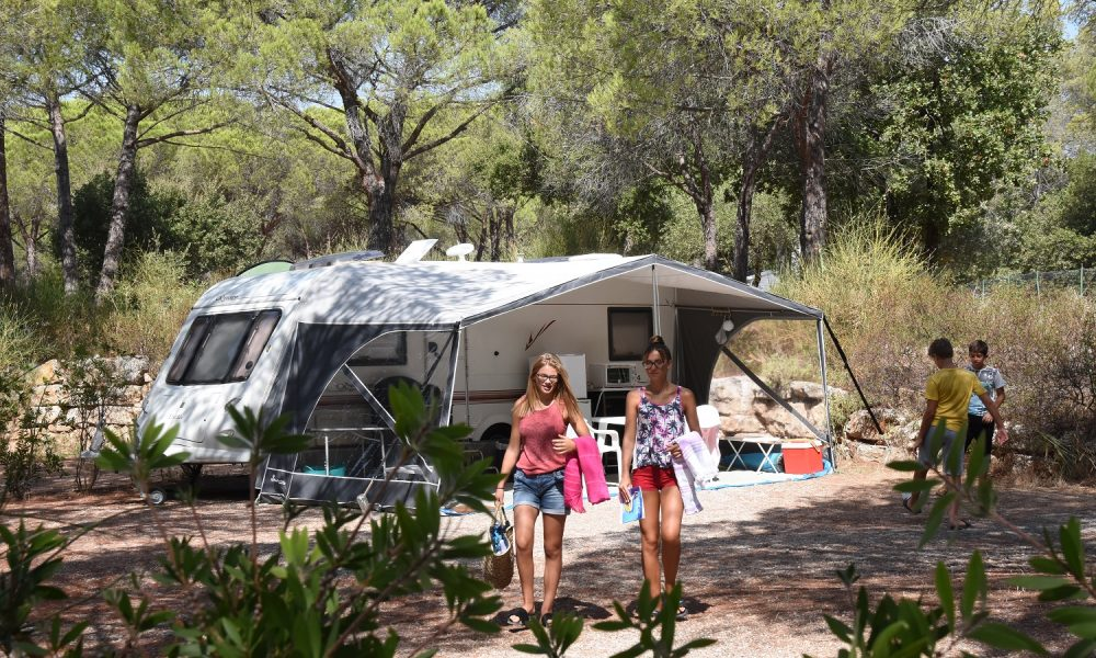 Camping Pitch ****