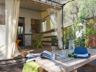 bungalow sans sanitaires